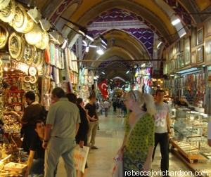 grand bazaar turkey