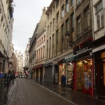 Shops in Brussels