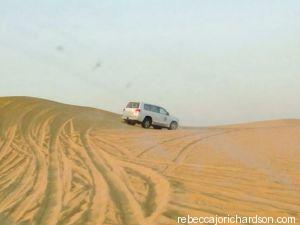 desert safari jeep dubai
