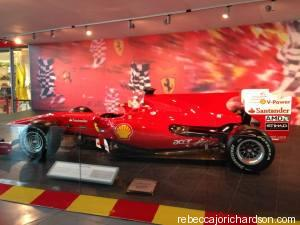 ferrari world car