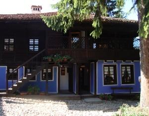 house in koprivshtitsa