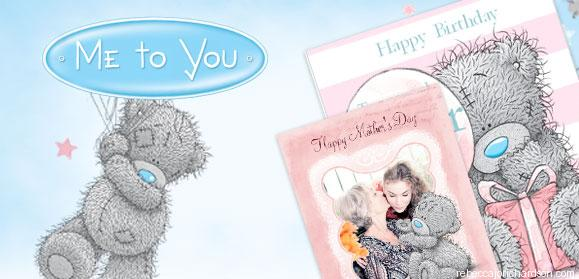 me to you greetings cards