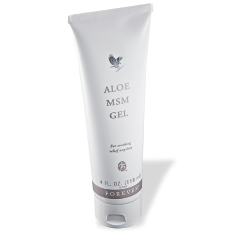 aloe msm gel forever living