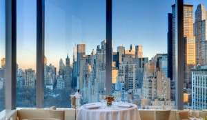 new york restaurant with a view