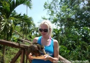 rebecca monkey jungle