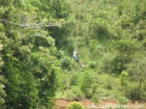 zip line dominican republic