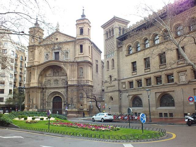 zaragoza city centre