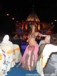 belly dancer istanbul