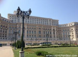 peoples palace bucharest