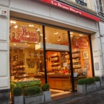Chocolate shop Brussels
