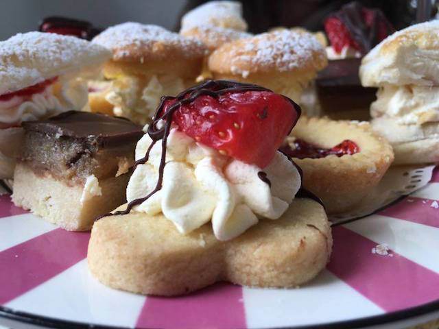 woburn abbey afternoon tea rooms